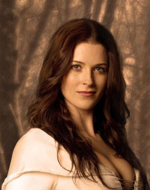 The right woman for the job? Bridget Regan's fans seem to think she's perfect for the role.