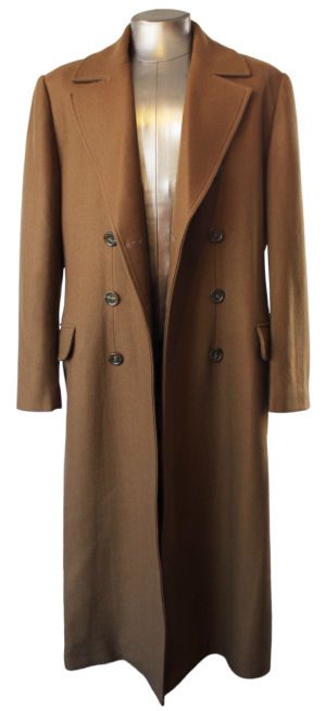 Tenth Doctor's Coat, Image 1