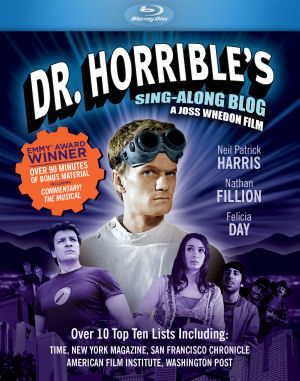 """Dr. Horrible's Sing-Along Blog"" Blu-ray"