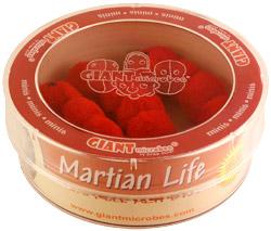 Martian Life Petri Dish