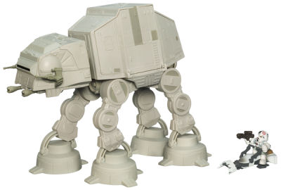 """Star Wars"" Galactic Heroes: AT-AT Walker"