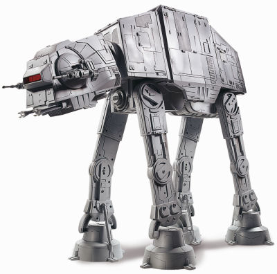 """Star Wars"" Imperial AT-AT (All Terrain Armored Transport)"